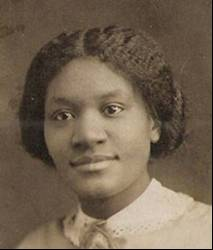 My Great Grandaunt Ellen Lorrelle Brown at 17