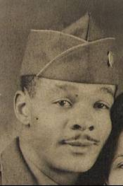 Hobart Brown Jr WW II military